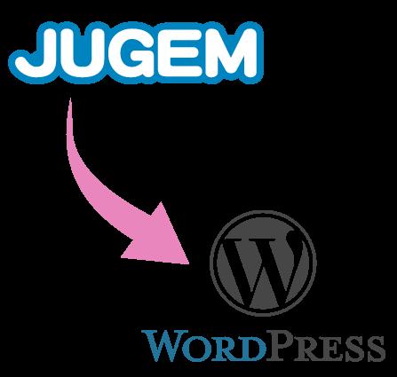 JUGEMブログからワードプレスへの引越しの手順